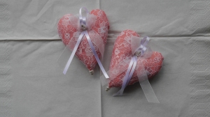 Lavender Hearts 1